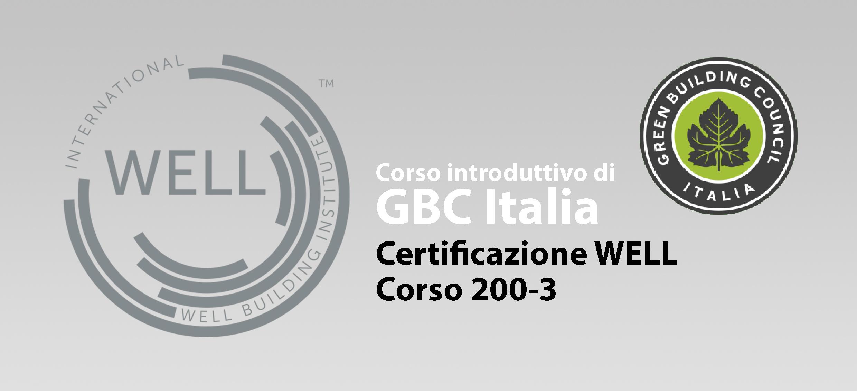 Corso 200-3 Intro a WELL