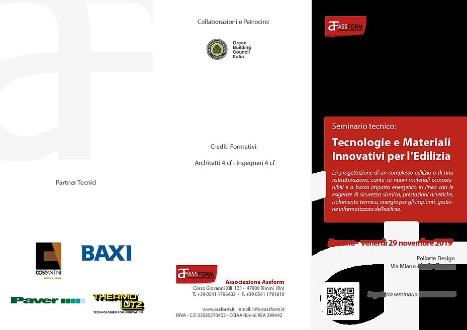 2019.11.29 Seminario Ancona - Tecnologie