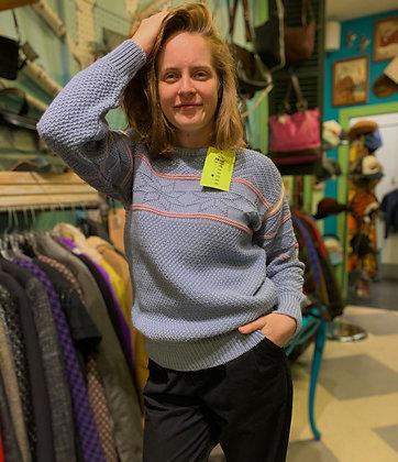 Vintage Dale of Norway 70s Snowflake Sweater