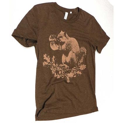 Boxer Squirrel T-Shirt