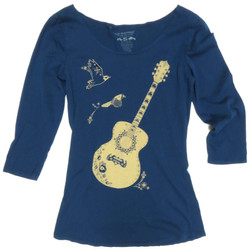 Flamenco Guitar Tee