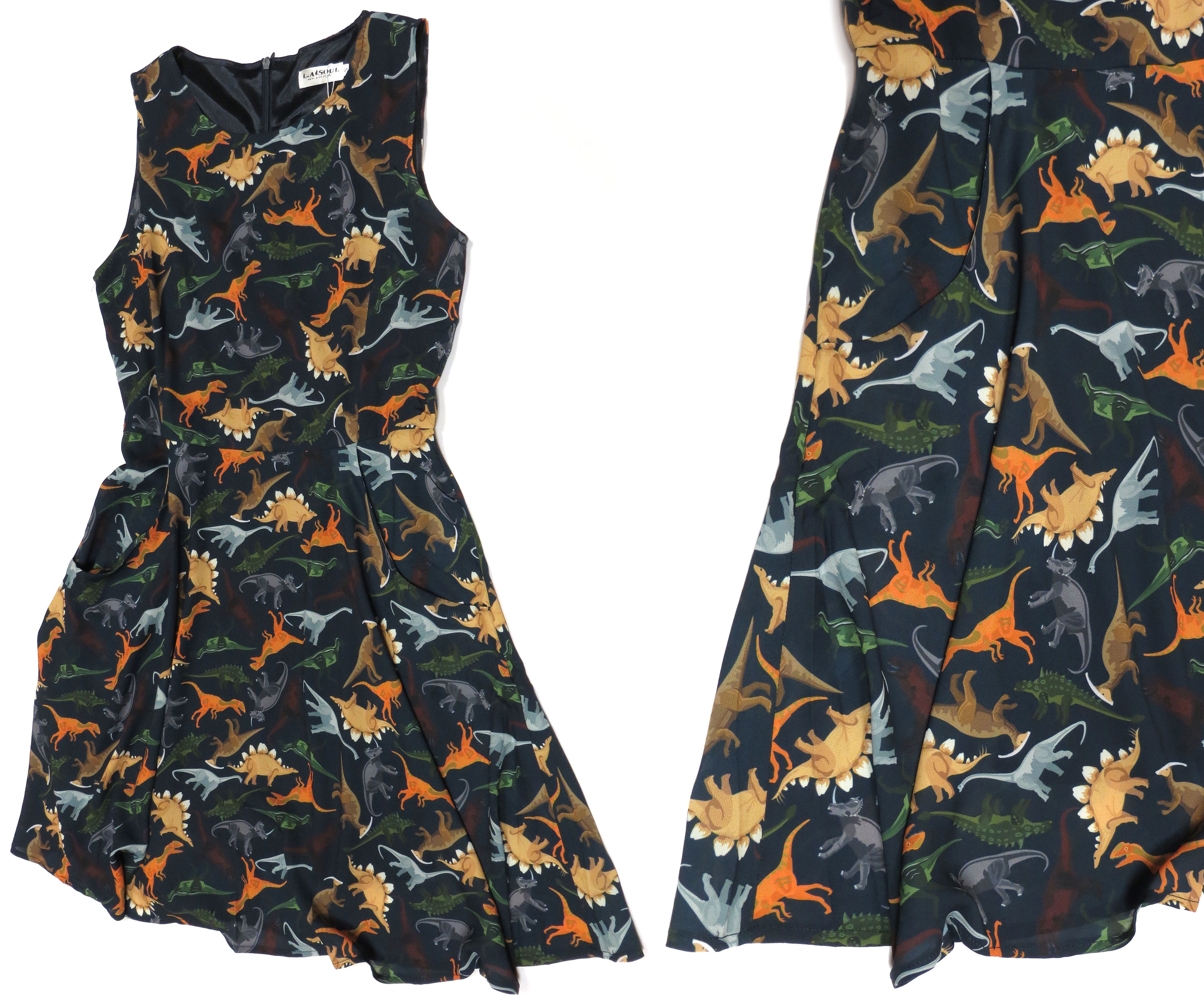 Dino Dress
