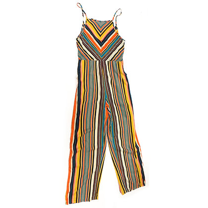 """""""The Kate"""" Striped Jumpsuit"""