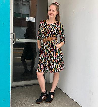NEW Cozy Knit Dress