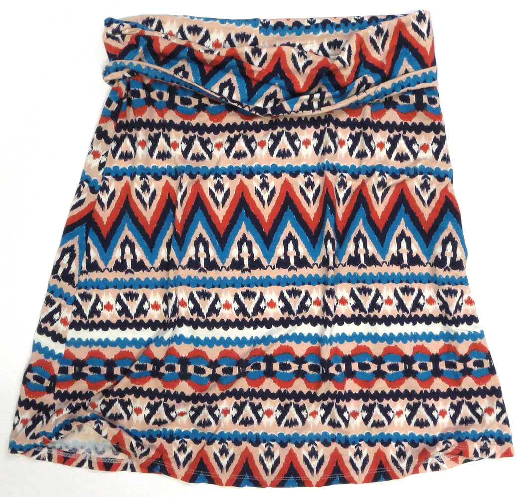 Bamboo Jersey Skirt