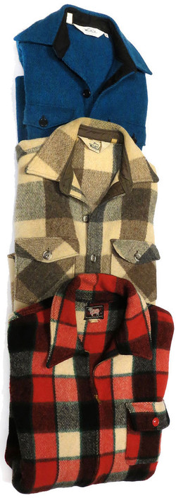 Wool Hunting Shirts