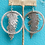 Thumbnail: Locally Made Aluminum Feather Earrings