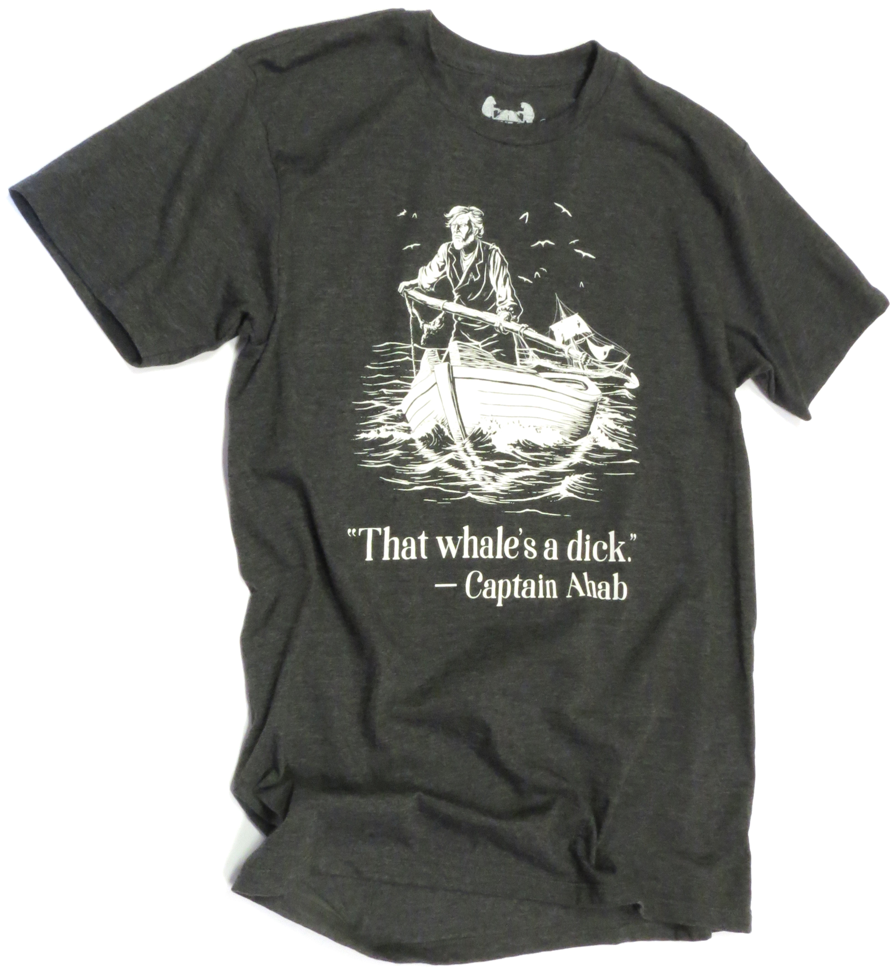 Moby Dick Tee