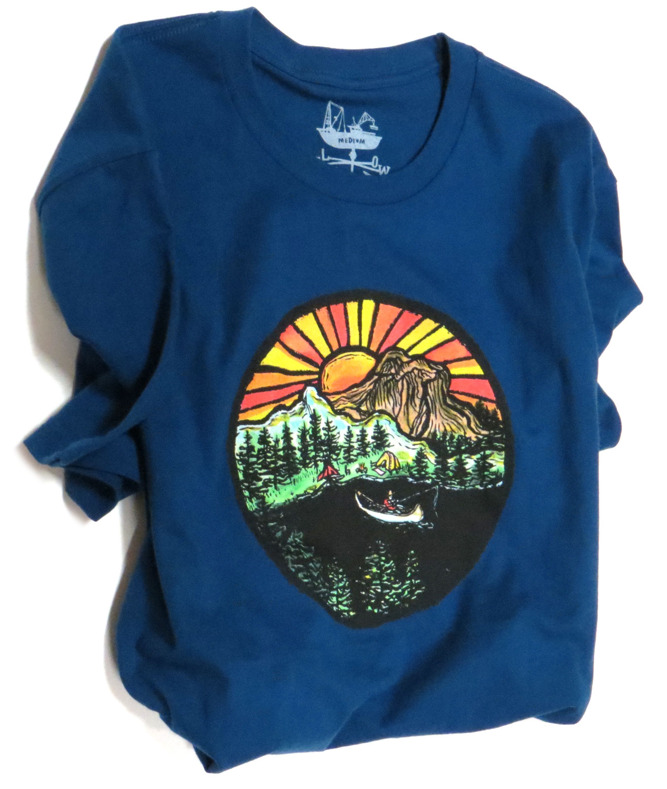Mountain Sunrise Tee