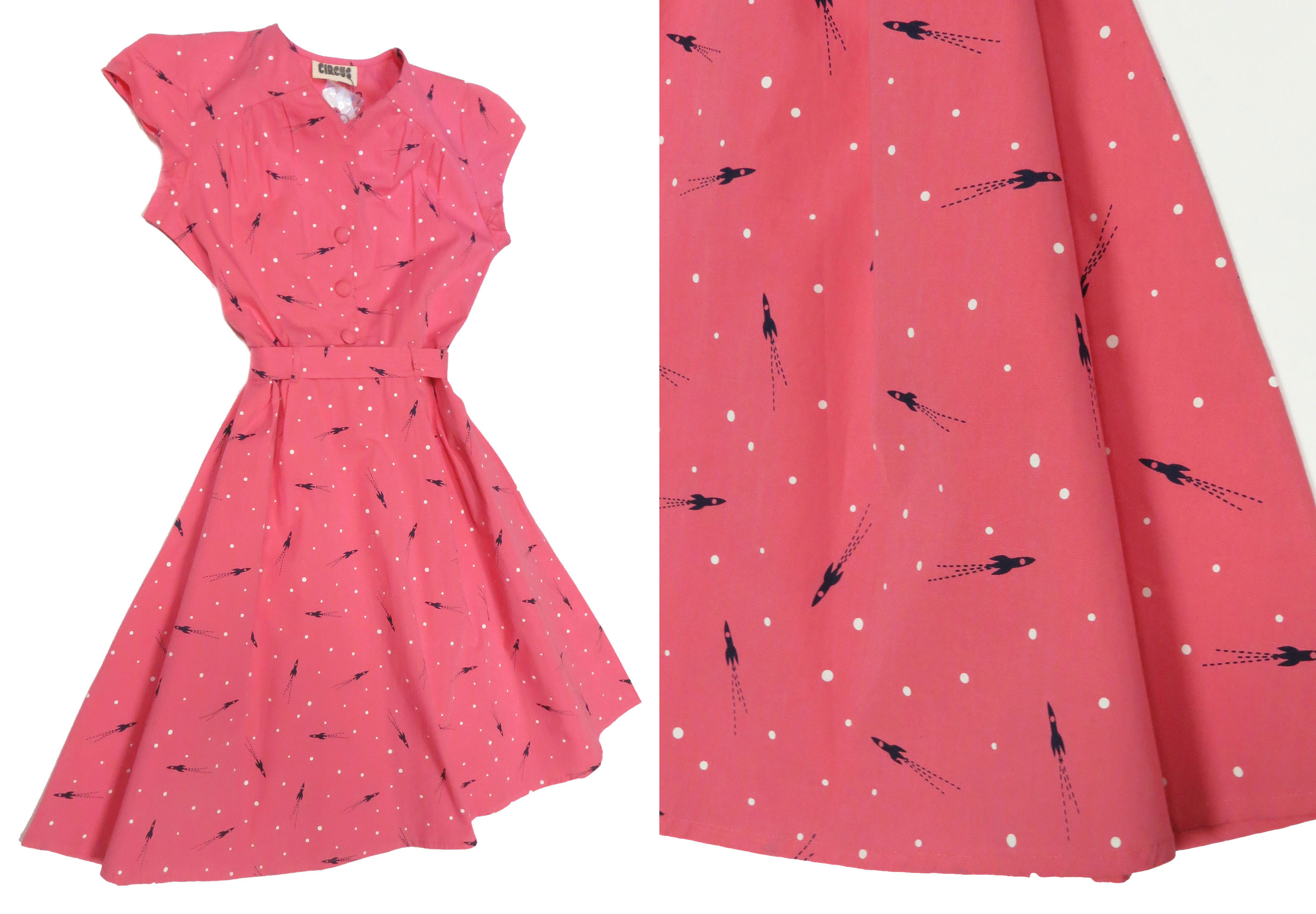 Rockabilly Rocket Dress