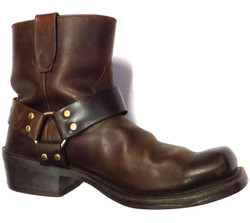 Ankle Harness Boots