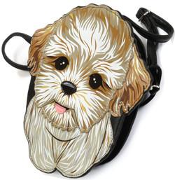Puppy Crossbody Bag