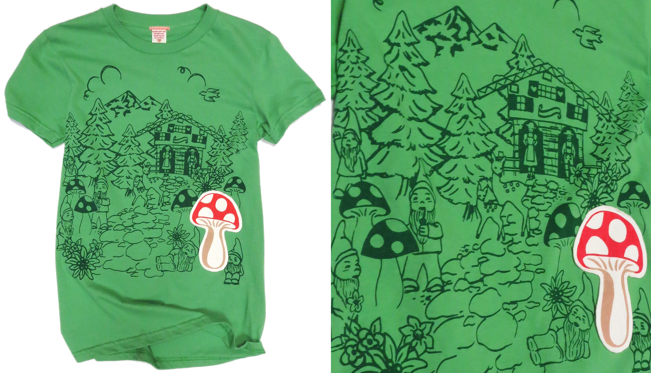 Gnome Tee
