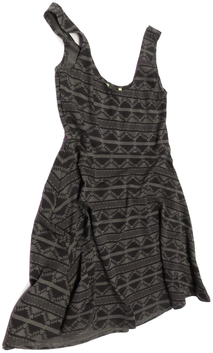Geo Tank Dress