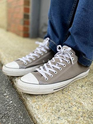 Mens Classic Grey Converse ~Size 12