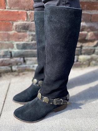 Matisse Boho/Southwestern Suede Boots