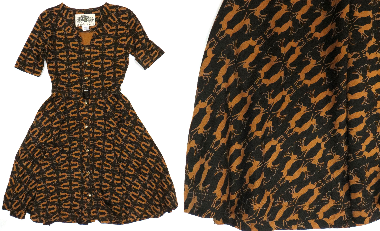 Jackalope Dress