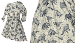 Dino Tunic Dress