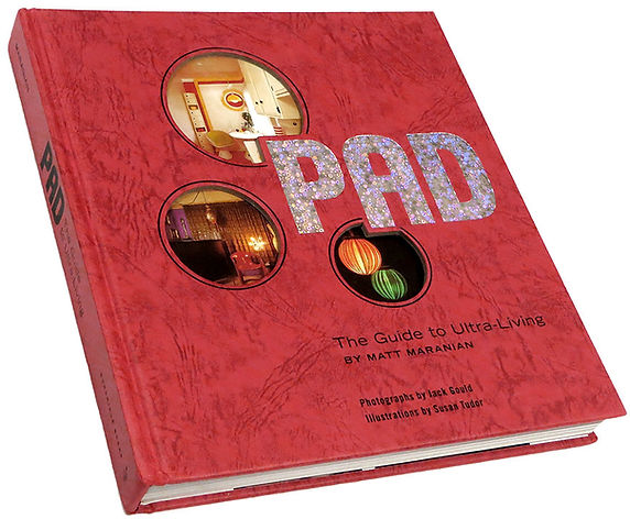 PAD by Matt Maranian, Chronicle Books