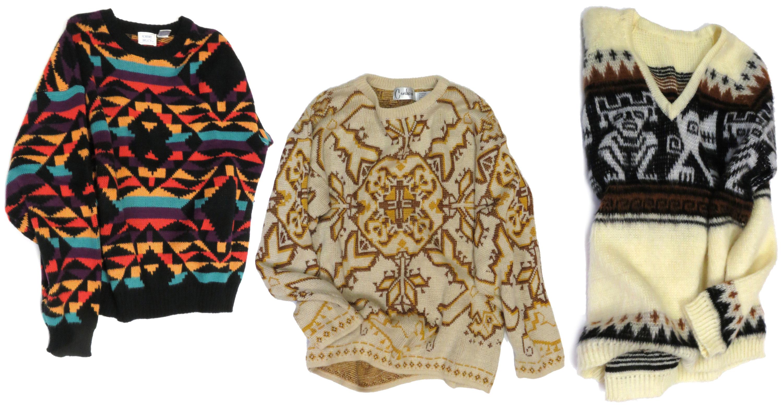 Men's Vintage Sweaters