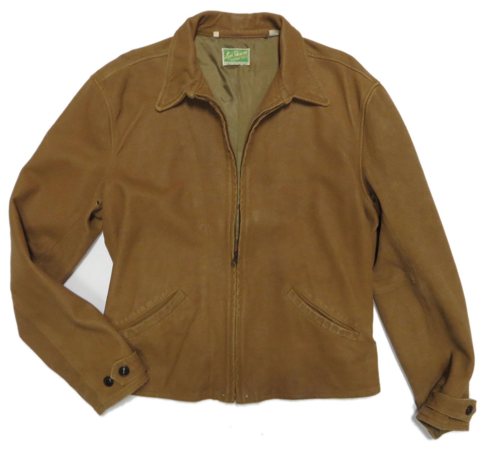 Levi's Vintage Suede Jacket