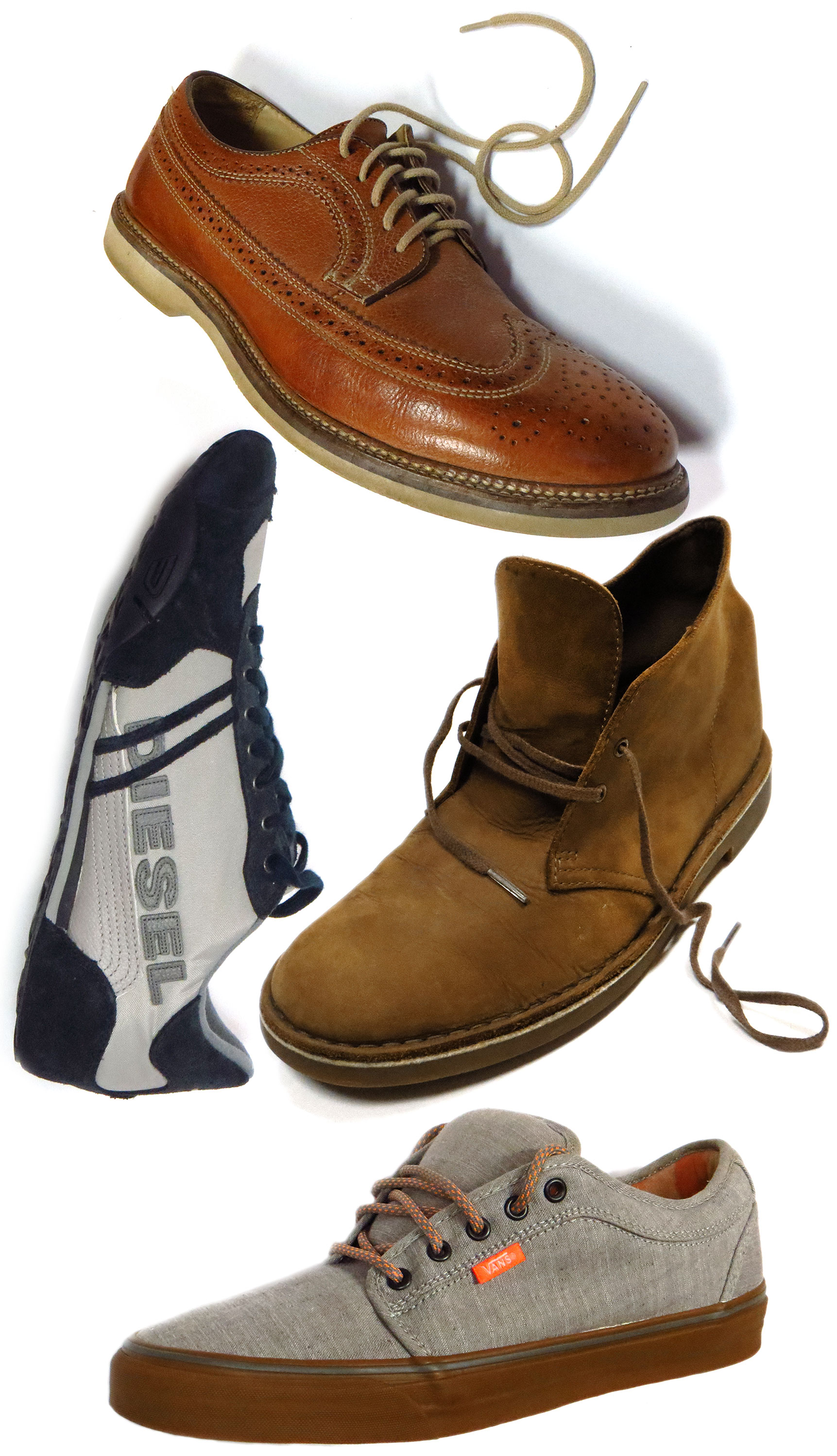 Men's Spring Shoes