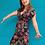 Thumbnail: Hawaiian Tropical Print Midi Dress