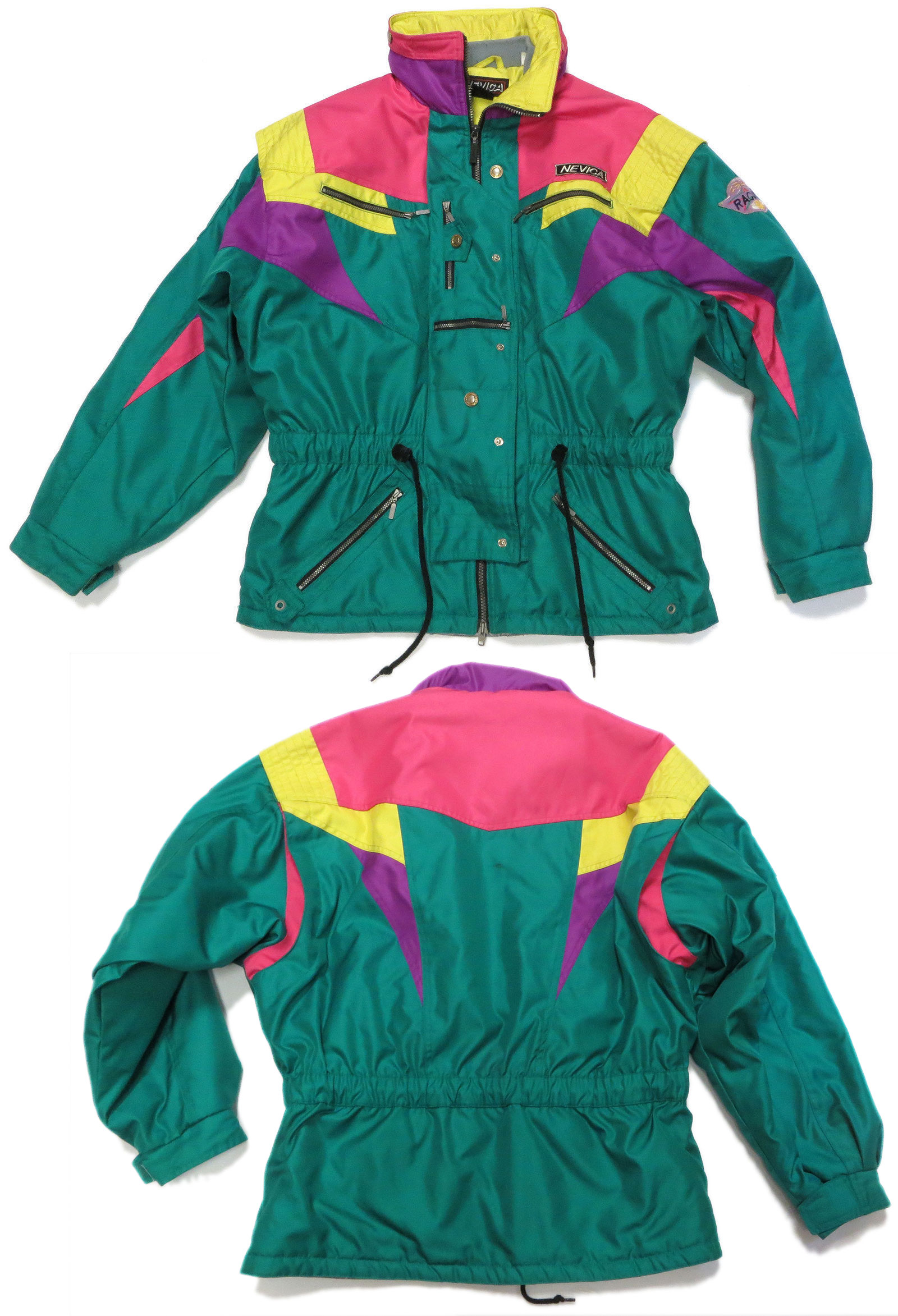 Vintage 80s Skit Suit