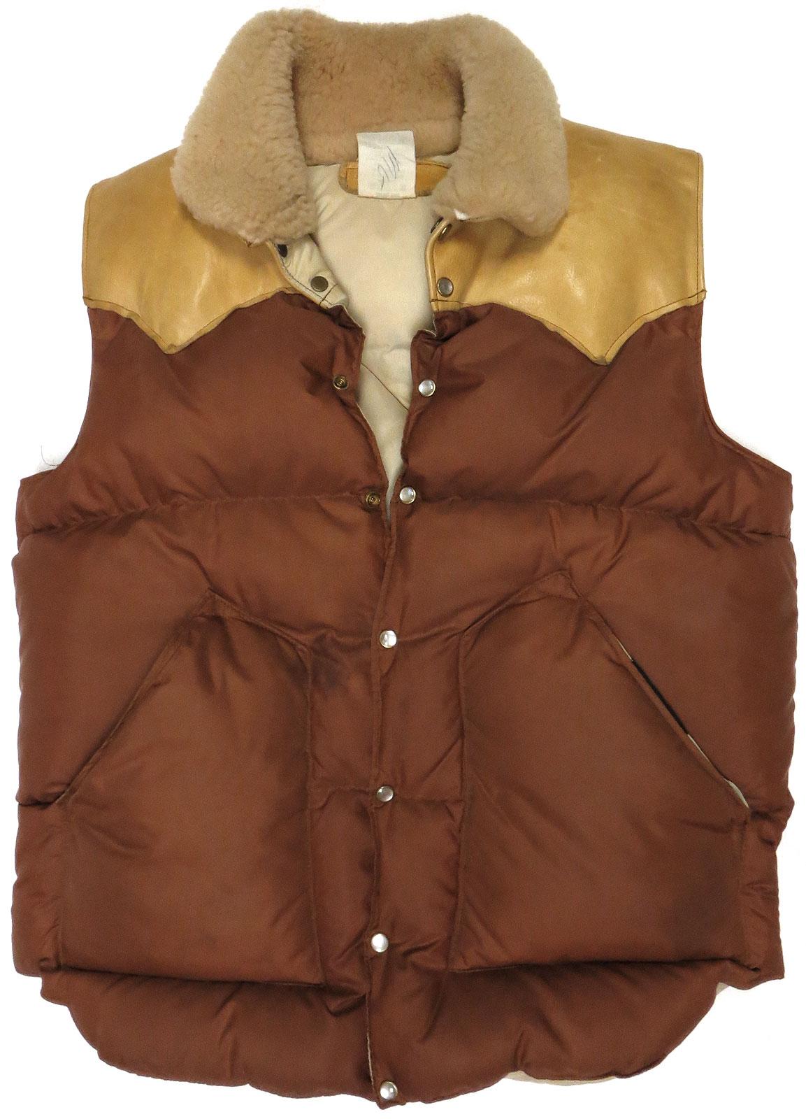 RMF Vintage Down Vest