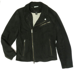 Marc Jacobs Goat Suede Jacket