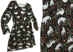 Sloth Dress