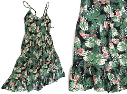 Palm Leaf Sun Dress