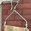 Thumbnail: Handmade Brass Honeybee Earrings