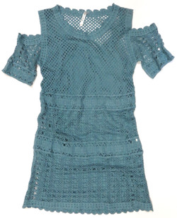 Crochet Minidress
