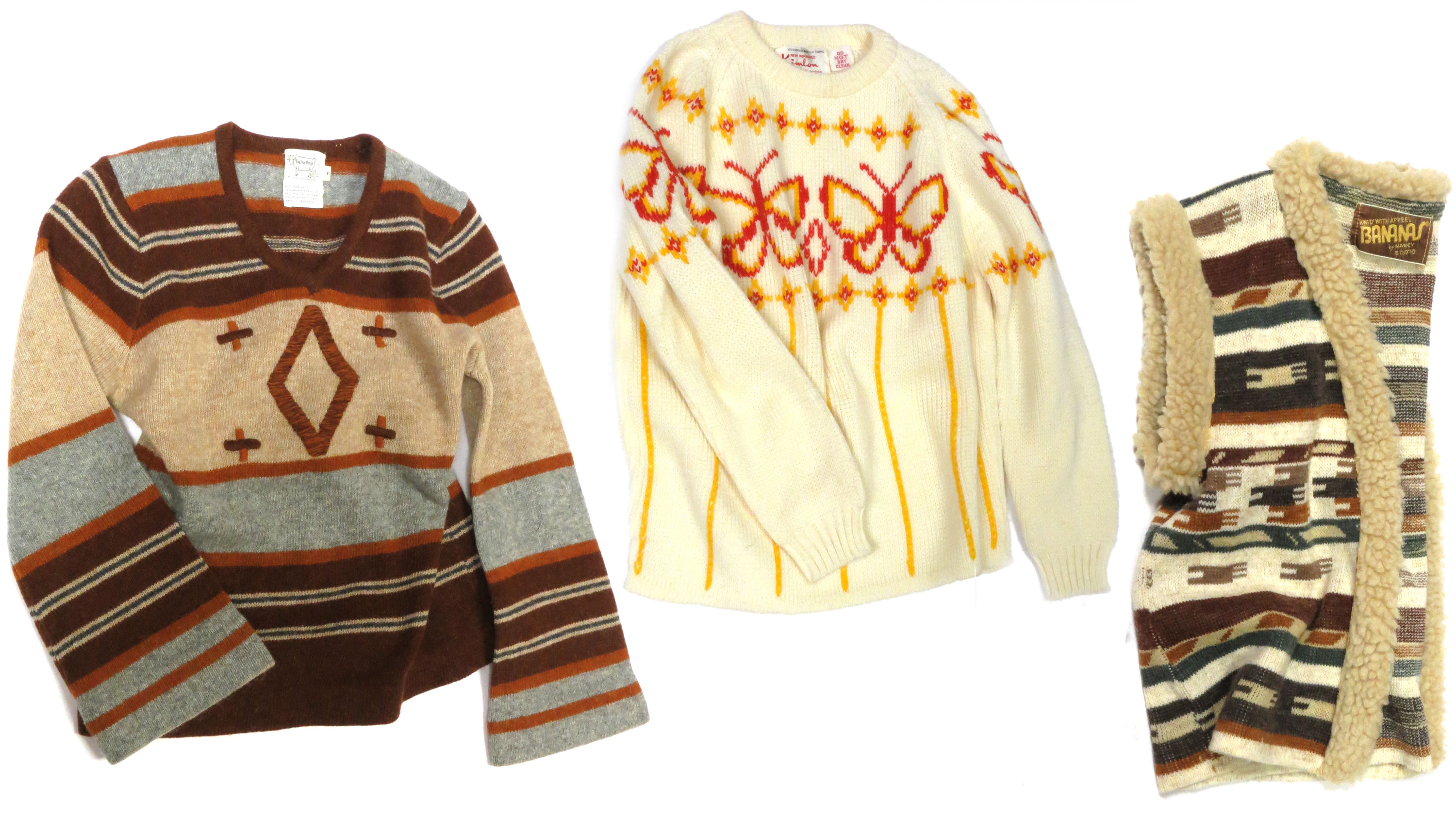 Women's Vintage Sweaters