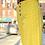 Thumbnail: Sunshine Yellow Plaid High Waist Pants