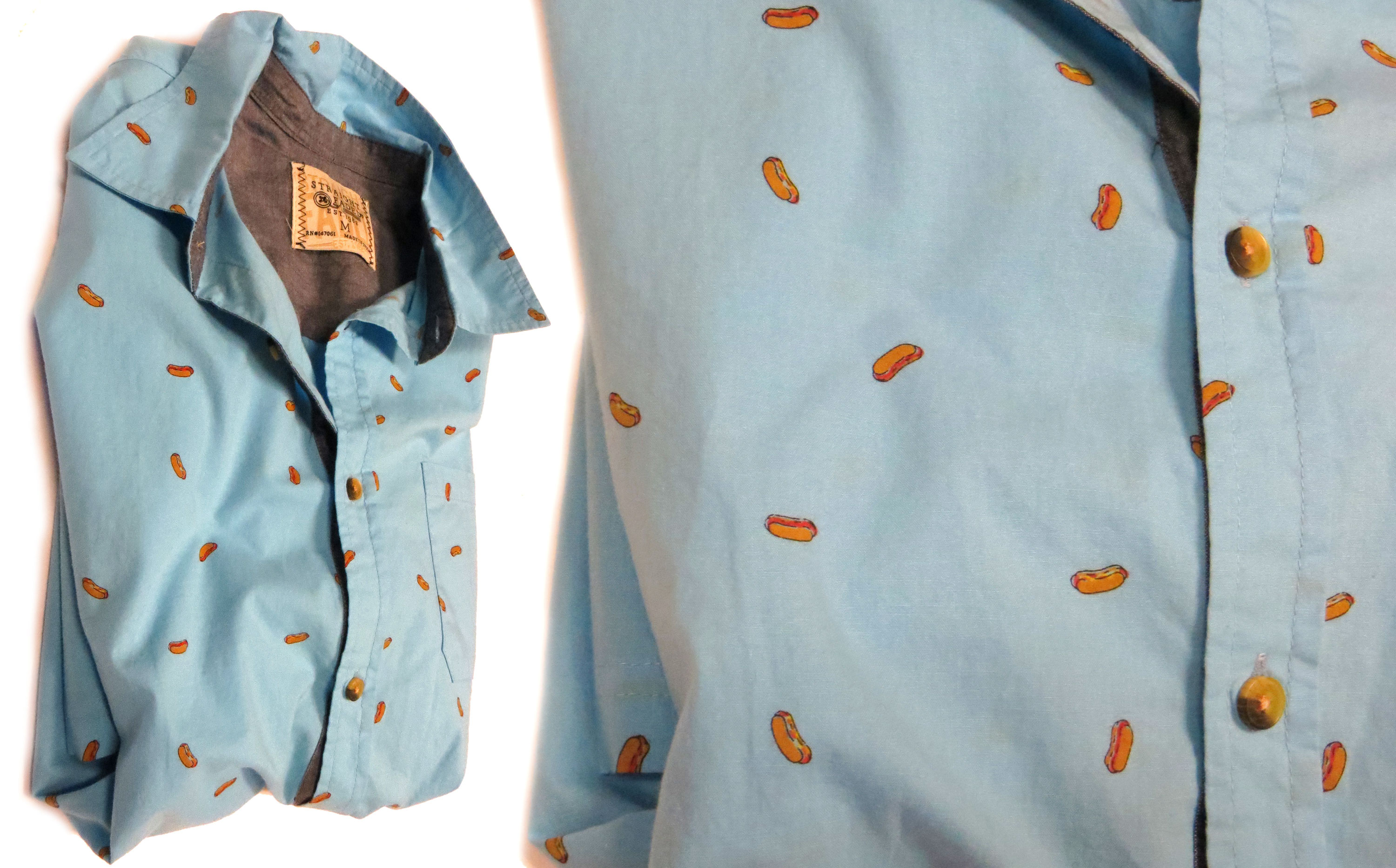 Weenie Short Sleeve Oxford