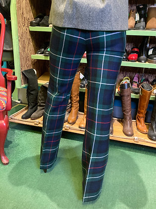 J. Crew Plaid Wool Pants