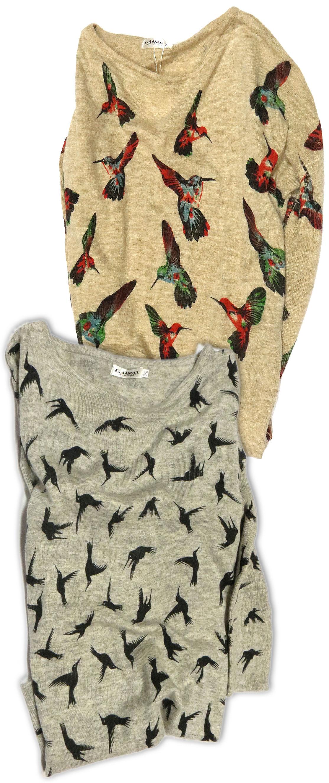 Batwing Tunic Sweaters