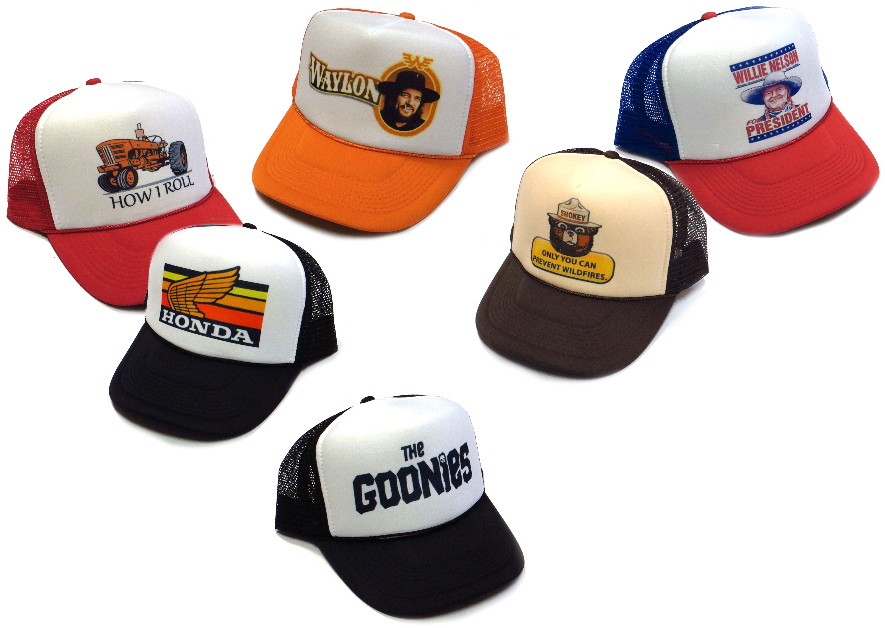 Assorted Trucker Hats