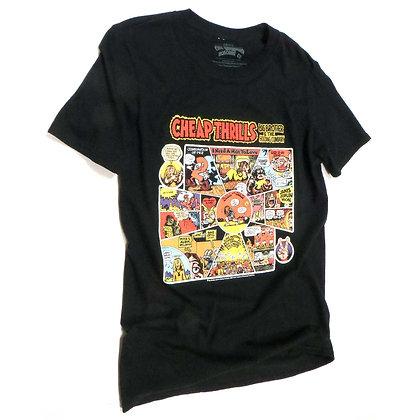 """Men's """"Cheap Thrills"""" Band T-Shirt"""