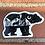 Thumbnail: Bear & Wolf Weatherproof Sticker