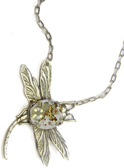 Dragonfly Watchpiece