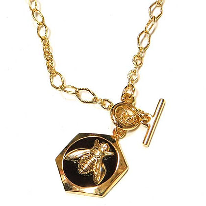 """Queen Bee"" Necklace"