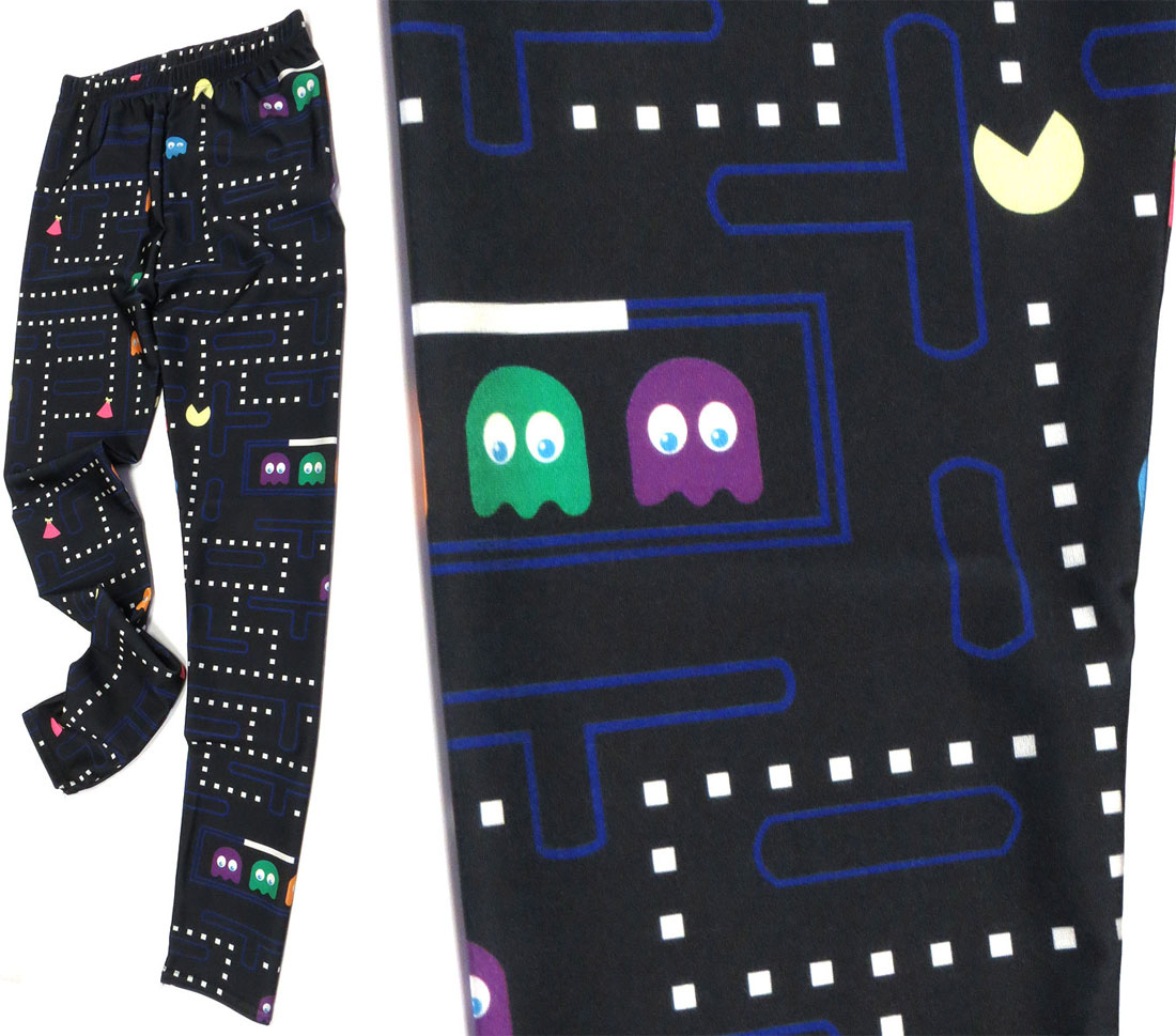 Pac Man Leggings