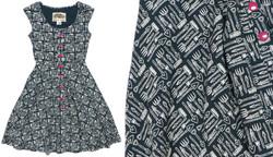 Gardner's Print Dress