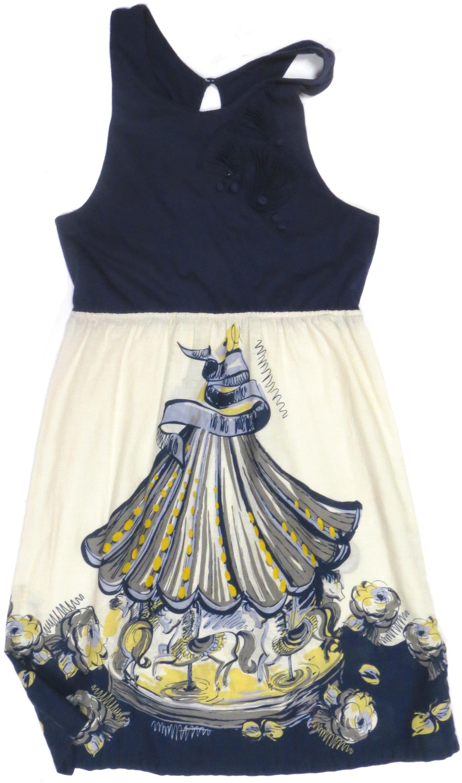 Carousel Tank Dress