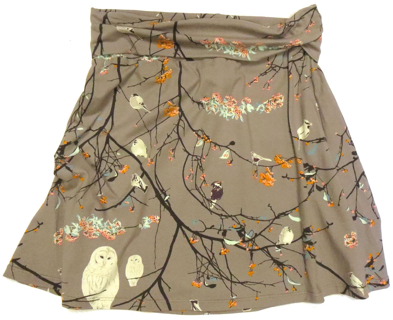 Treetop Skirt