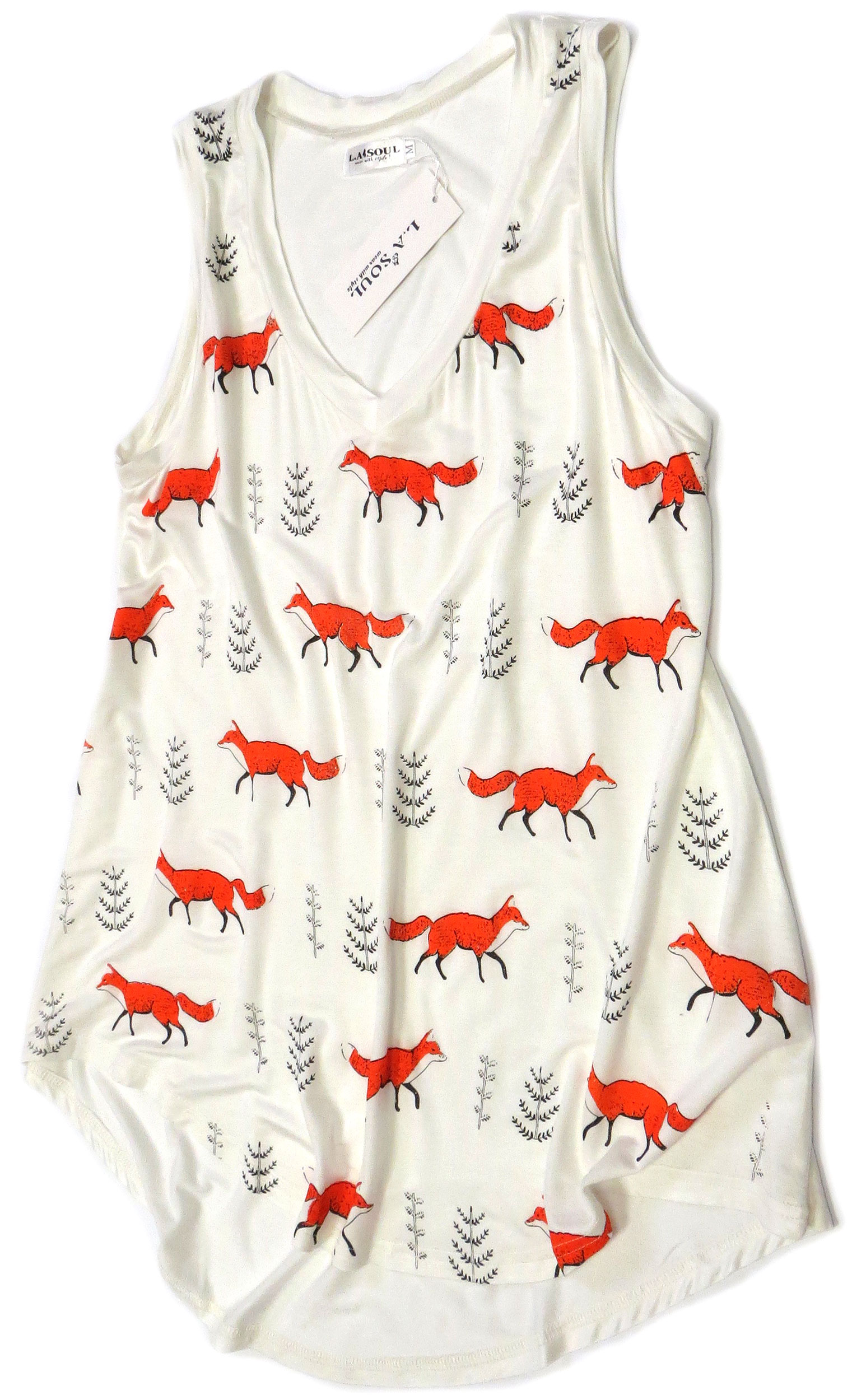 Fox Tunic