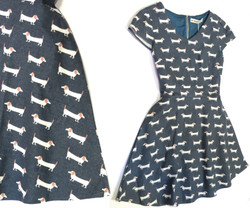 Dachshund Dress